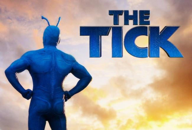 The Tick Serienlogo