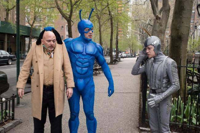The Tick: Szenenbild aus der Amazon-Prime-Serie