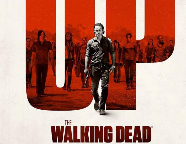 The Walking Dead: Poster für Staffel 7.2