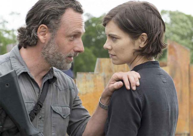 Szenenbild aus The Walking Dead 8.01