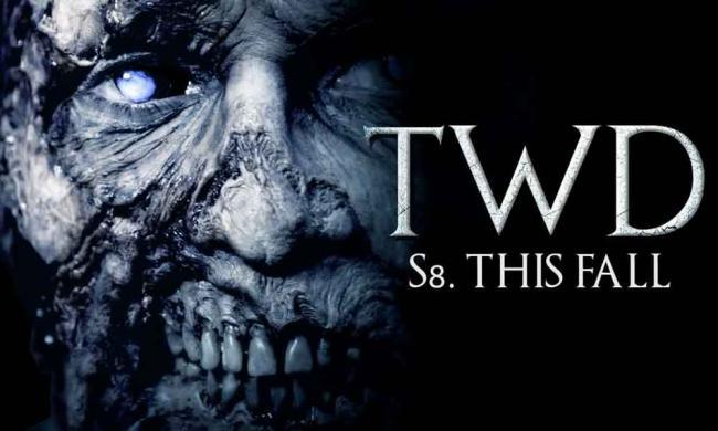 The Walking Dead Staffel 8 Poster