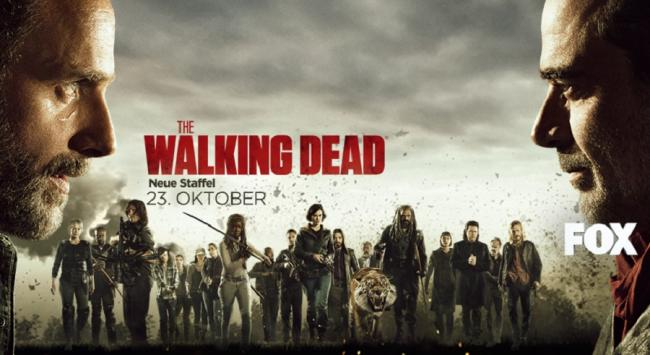 The Walking Dead Staffel 8