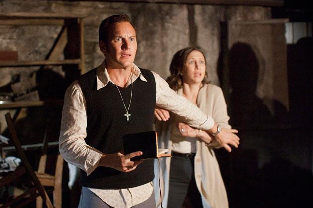 Ed und Loraine Warren in The Cojuring