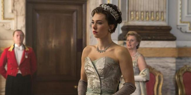 The Crown Vanessa Kirby