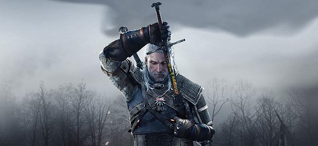 The Witcher 3, Geralt, Swords