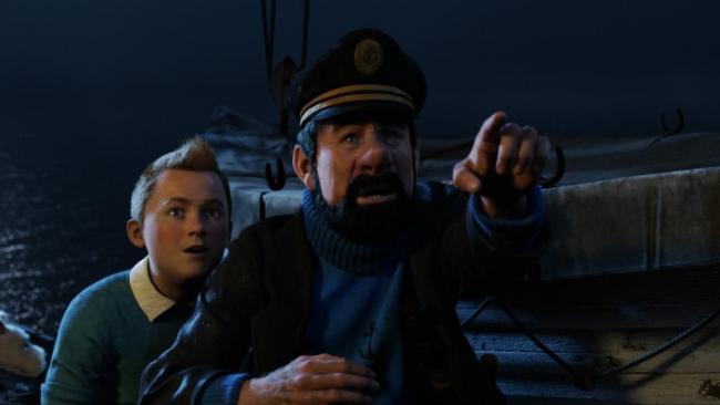 Szenenbild Tim und Struppi