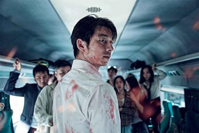 Szenebild aus Train To Busan (2016)