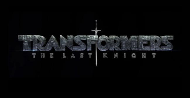 Transformers Last Knight Logo
