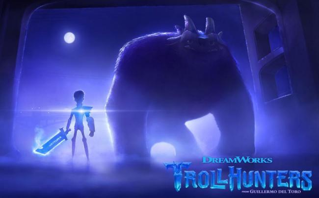 Guillermo del Toros Trollhunters