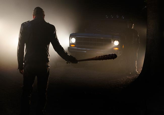 """Szenenfoto The Walking Dead 7.01 """"The Day Will Come When You Won't Be"""""""