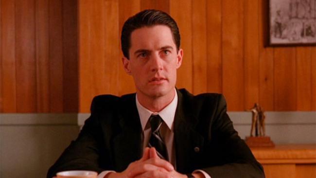 Kyle MacLachlan als Agent Cooper
