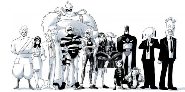 Umbrella Academy