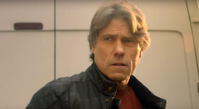 John Bishop Doctor Who