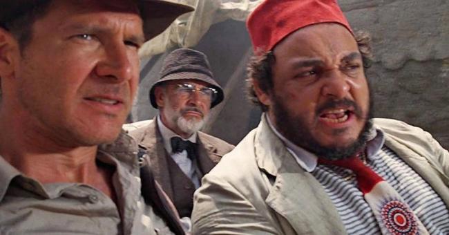 John Rhys-Davies Indiana Jones