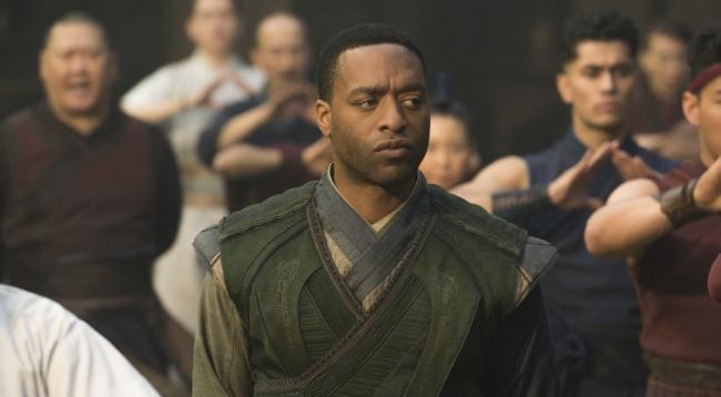 Chiwetel Ejiofor Doctor Strange