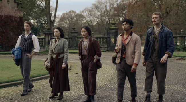 Die Bande aus der Baker Street Netflix