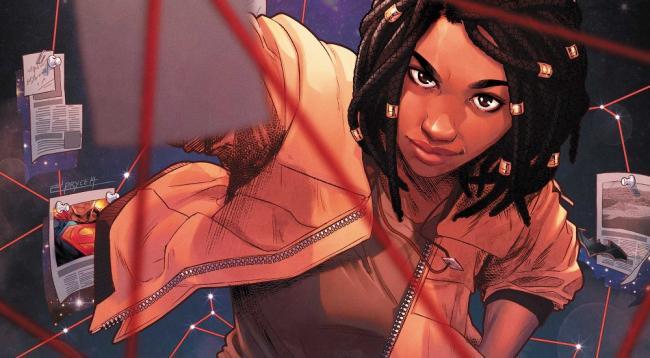 Naomi DC Comics