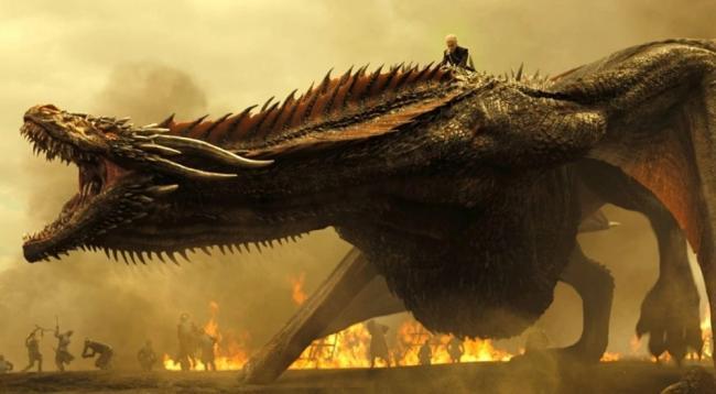 Game of Thrones Drache