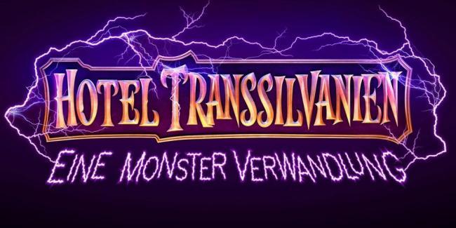 Hotel Transsilvanien 4 - Eine Monster Verwandlung Logo
