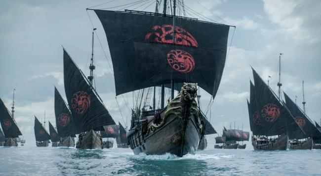 Game of Thrones Schiffe