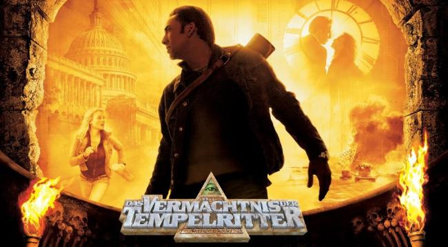 Das Vermächtnis der Tempelritter