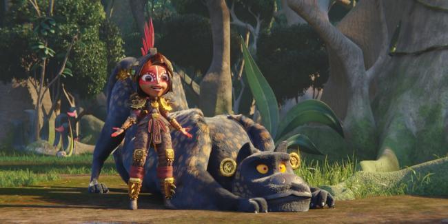 Maya und die Drei Netflix