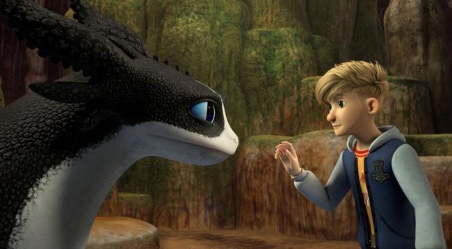 Dragons: The Nine Realms