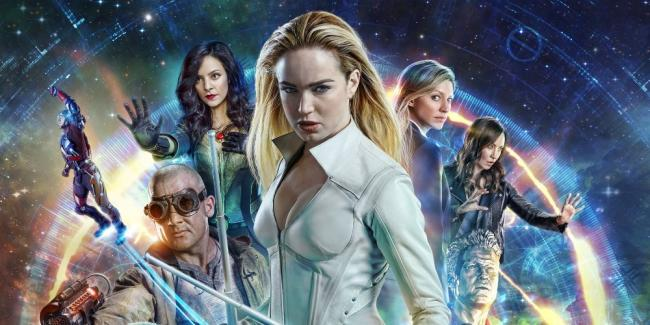 DC's Legends of Tomorrow Staffel 5 Promo