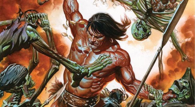 Savage Sword of Conan 1