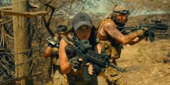 Rogue Megan Fox