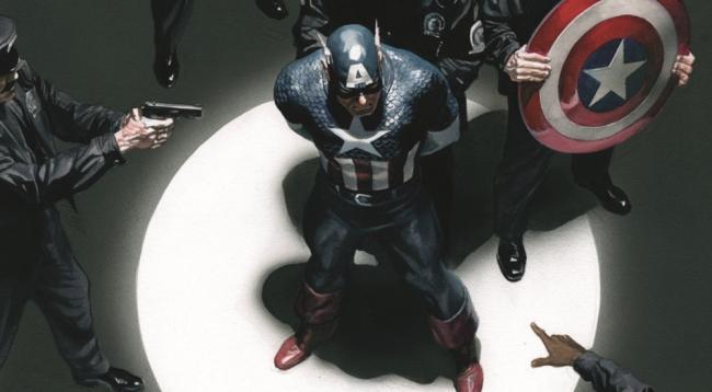 Captain America Comic