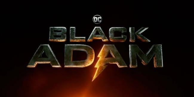 Black Adam Logo