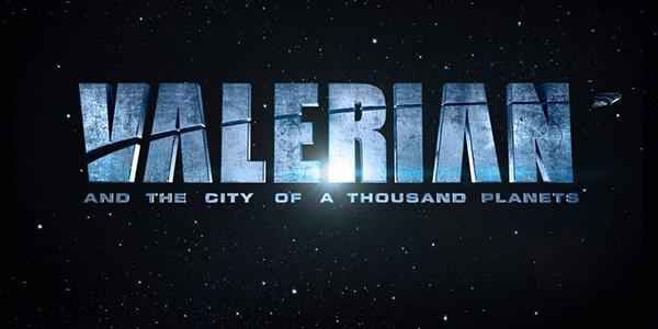 Valerian - Die Stadt der tausend Planeten Logo