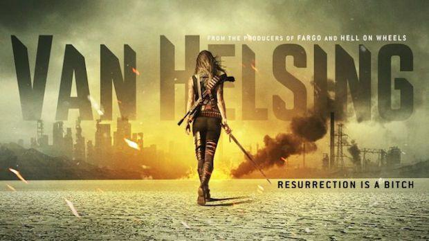 Van Helsing: Poster zur Syfy-Serie