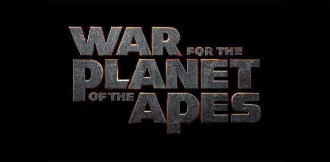 Logo zu War for the Planet of the Apes
