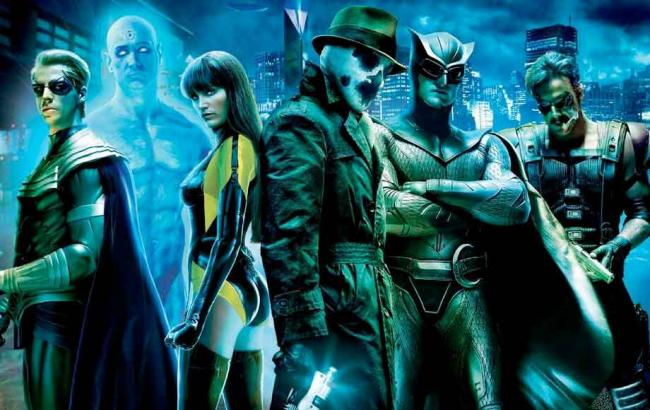 Watchmen - Die Wächter Poster
