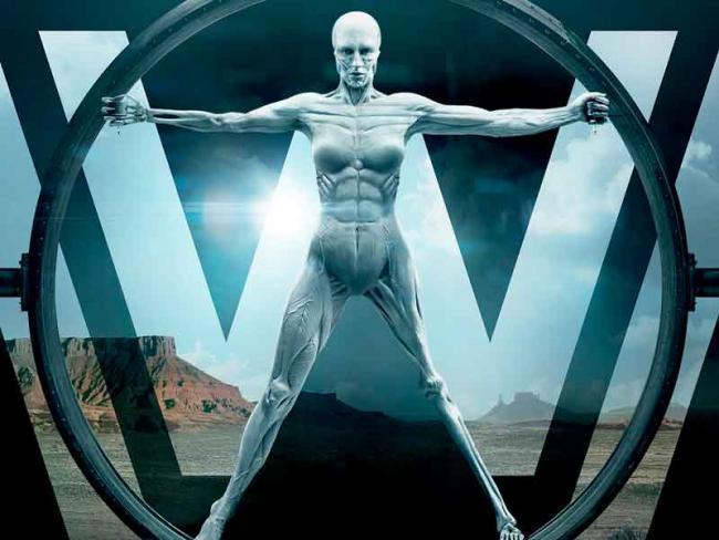 Westworld: Offizielles Poster