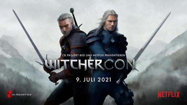 Key Art zur Witcher-Con