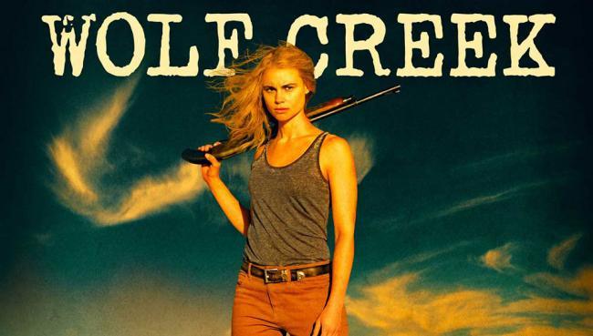 Wolf Creek Serie Deutsch