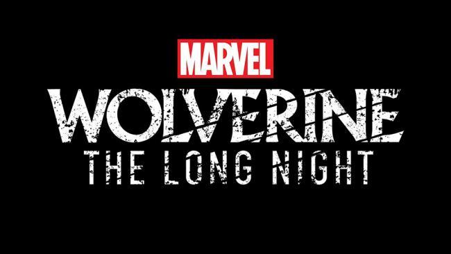 Logo zum Marvel-Podcast Wolverine: The Long Night