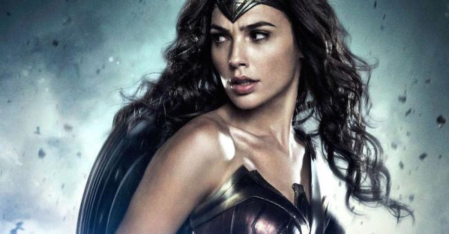 Charakterposter zu Batman v Superman: Wonder Woman