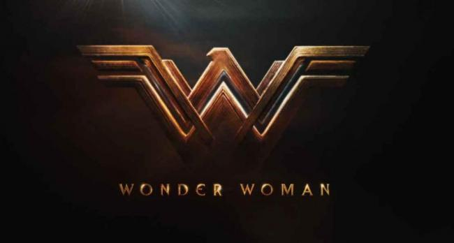 Wonder Woman Logo (Comic-Con Trailer)