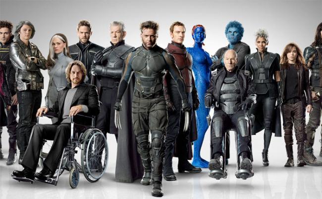 Hugh Jackman, Halle Berry, Channing Tatum in X-Men