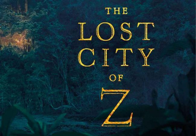 Die versunkene Stadt Z