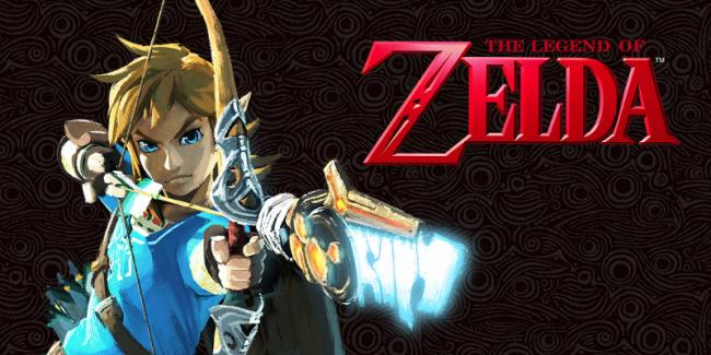 The Legend of Zelda Link