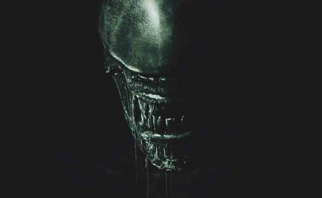 Alien: Covenant - Teaser-Poster