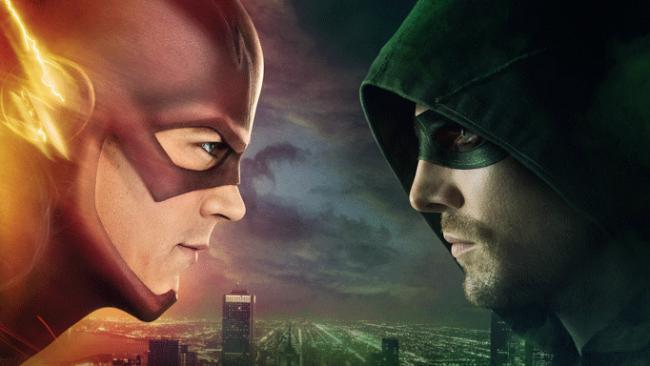 The Flash & Arrow Crossover