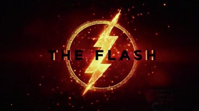 The Flash DC-Film Logo