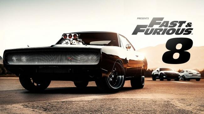 Fast & Furious 8 Wallpaper