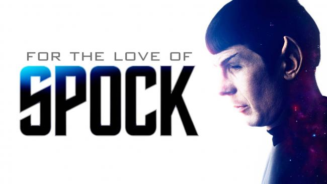 For the Love of Spock Key Art